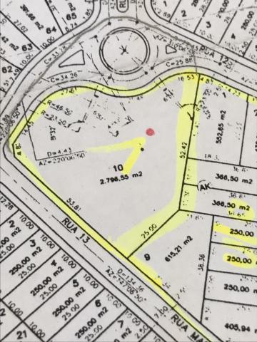 Terreno / Área em Uberaba , Comprar por R$400.000,00